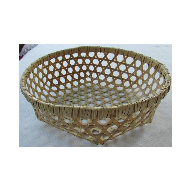 korb bambus gro art artisan fairt trade products. Black Bedroom Furniture Sets. Home Design Ideas